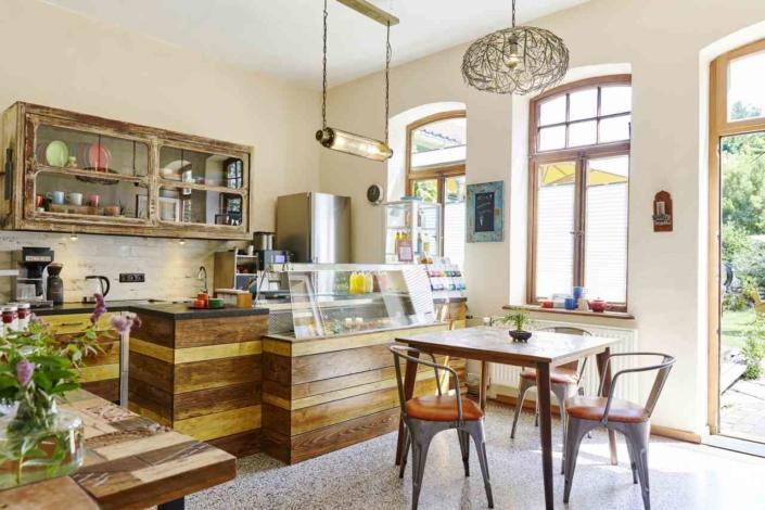 Cafe im Ofenhaus - Ofenhaus Colnrade