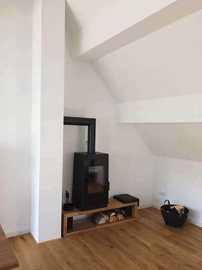 Edelstahlschornstein - Ofenhaus Colnrade