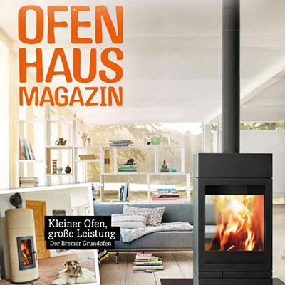 Ofenhaus Magazin