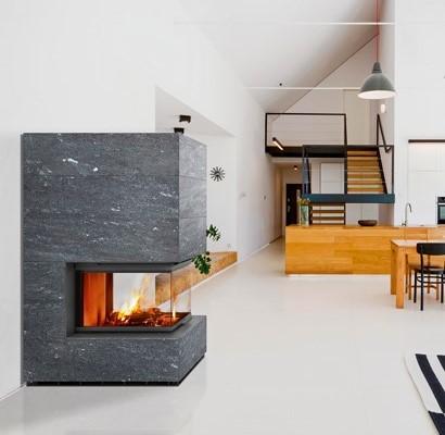 Specksteinofen Impressionen - Ofenhaus Colnrade